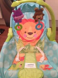 Fisher price bouncer great condition