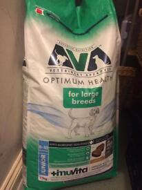 Ava optimum health for puppies