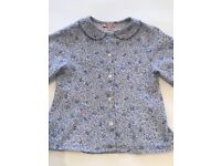 Girl's blouse age 6/7 - Confiture brand from Trotters