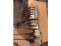Sam Snead Golf Clubs - Full Set