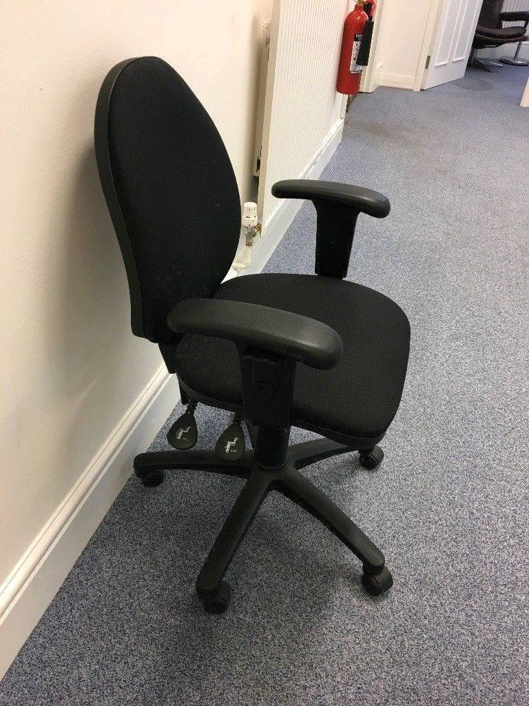 6 X High Back Office Chair Free Delivery