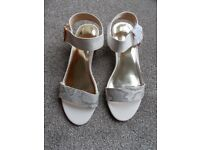 Brand new boxed sandals size 6
