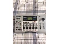 Boss BR-1180 digital multitrack home studio