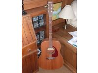 Norman B20 Folk Guitar