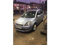 Ford Fiesta Ghia 1.4L Petrol, Immaculate condition with leather seats and built in Pioneer Stereo