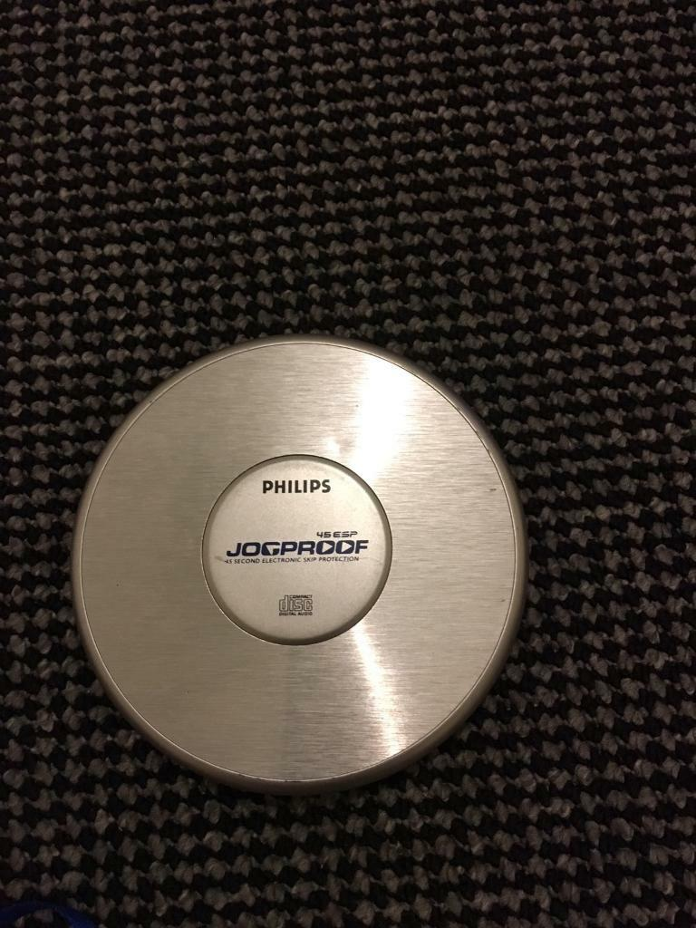 JOGPROOF CD player