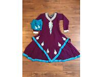 Asian dress size 12