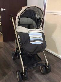 New Babecar Rversus pushchair/ Pram suitable from Birth.