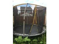 10ft trampoline needs dismantaling and gone by Saturday