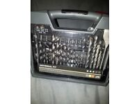 70 piece drill set . Excellent condition used once.