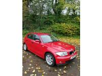 Bmw 1 series 1.6 petrol 07 plate mot october px welcome