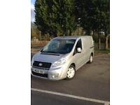 Fiat scudo 6 seater same as Peugeot expert Citroen dispatch