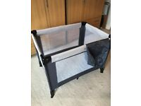Mamas and Papas travel cot. Excellent condition