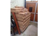 Brunswick buff bricks ~750