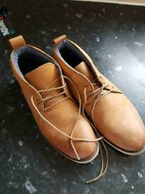 Next boys leather boots