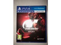 Gran Turismo Sport PS4 Brand new Fully Working