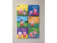 Peppa Pig mini library