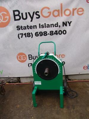 Greenlee 555 Pipe Bender  Great Shape