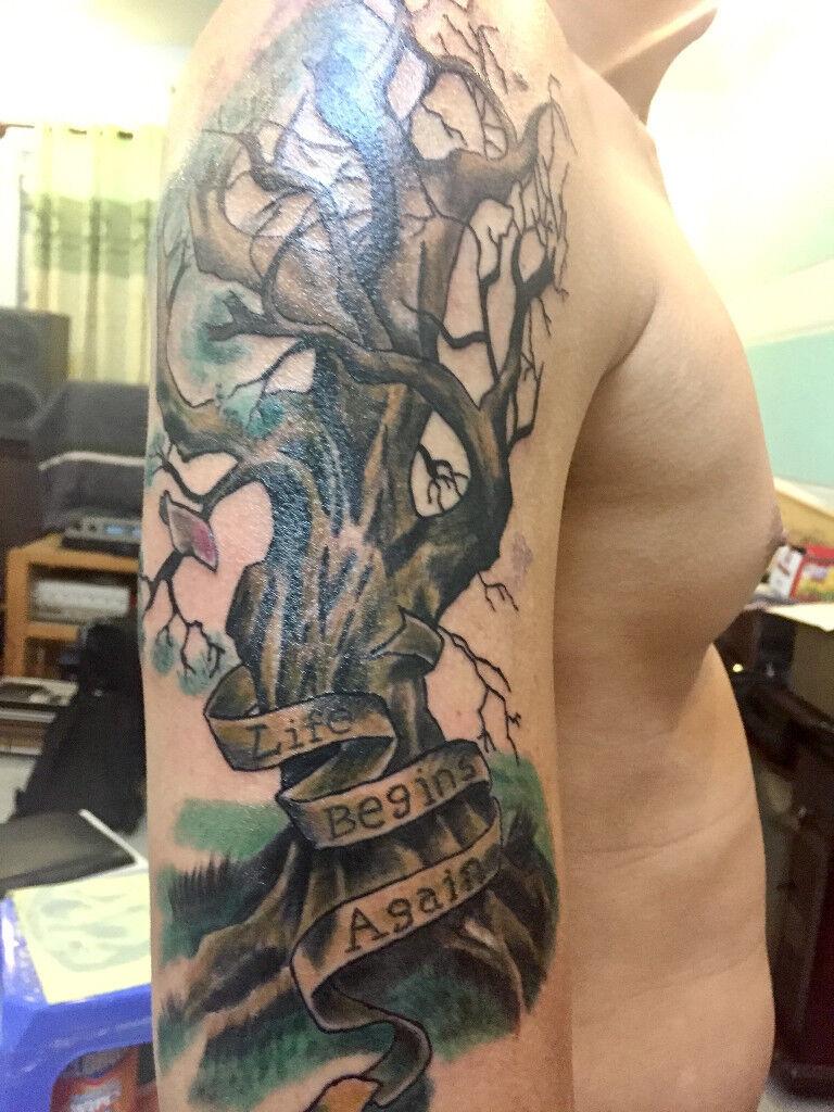 Tattoo Artist £30/hr