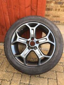 Ford 5 stud wheels