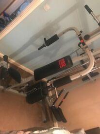 3 station pro power gym