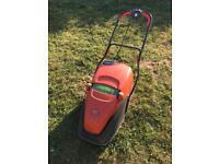 Flymo easibag lawnmower