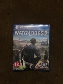 (PS4) Watch Dogs 2