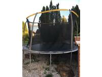 12ft Trampoline Free to Collector