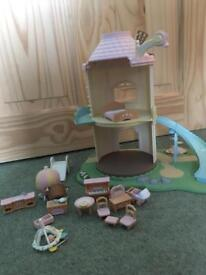 Sylvanian family windmill nursery