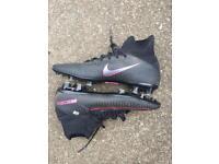 Nike Mercurial football boots 5.5