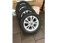"Ford Kuga 17""Alloy wheels NEW!!"