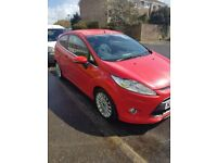 Used, Ford Fiesta Titanium 1.4 3dr loads of gadgets, C/L, E/W, A/C, C/C, F/MIRRORS for sale  St Austell, Cornwall