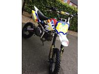 140 pitbike