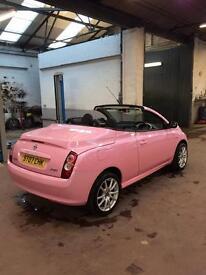 Nissan micra cc *pink edition*