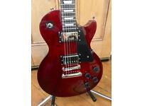 Epiphone 'Limited Edition Custom Shop' Les Paul Studio Deluxe - Wine Red - Mint
