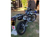 Yamaha dt125 full power dt 125 2003