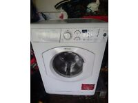 Hotpoint Aquarius A rated washing machine £60
