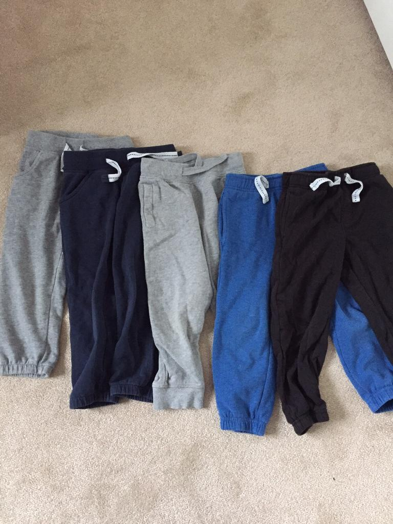 2-3 Years joggers