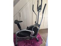 Elliptical trainer ELP-002 - brand new used once