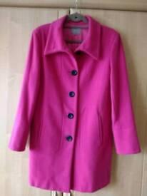M&S wool coat