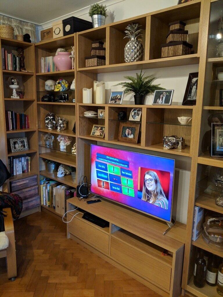 Ikea Billy Bookshelves Bookshelf Bookcase TV Unit