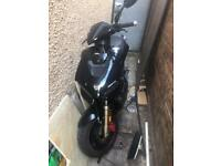 2017 Neco GPX 100cc moped, fast scooter, 2-stroke, good runner. Can deliver