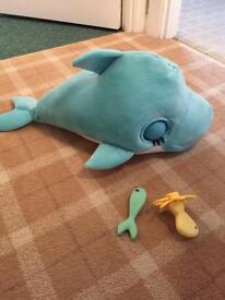 Blu Blu Dolphin