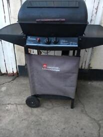 2 burners gas bbq Landmann Grillchef