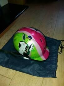 HKM riding helmet, size xs