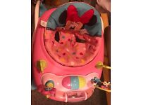 Minnie Mouse walker excellent condition