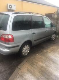 Ford galaxy 1.9tdi 7seats 05 reg