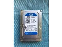 1TB Internal HDD for PC