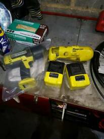 Snap om Hi-vis battery impact wrench