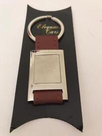 Audi Logo Key Ring